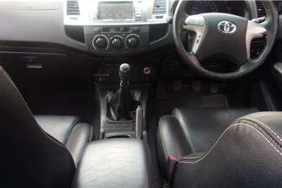Toyota Hilux 2.7 double cab Raider Legend 45 2015