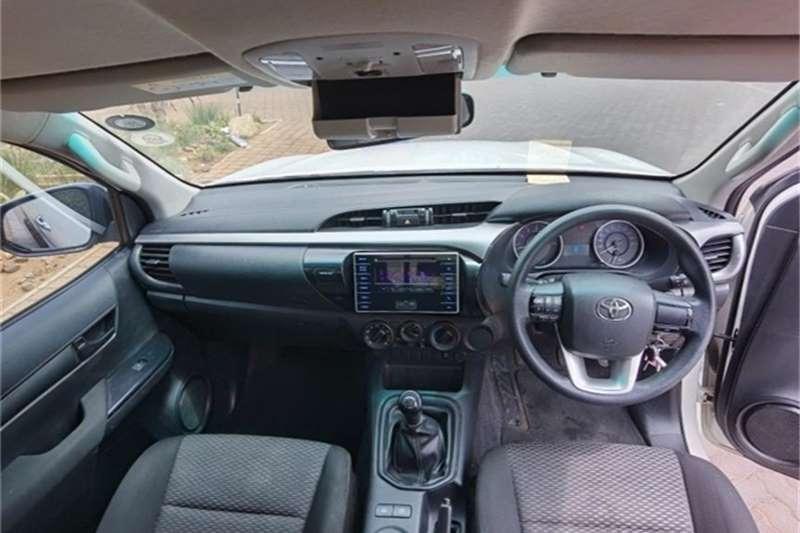 Toyota Hilux 2.7 double cab Raider Legend 45 2016