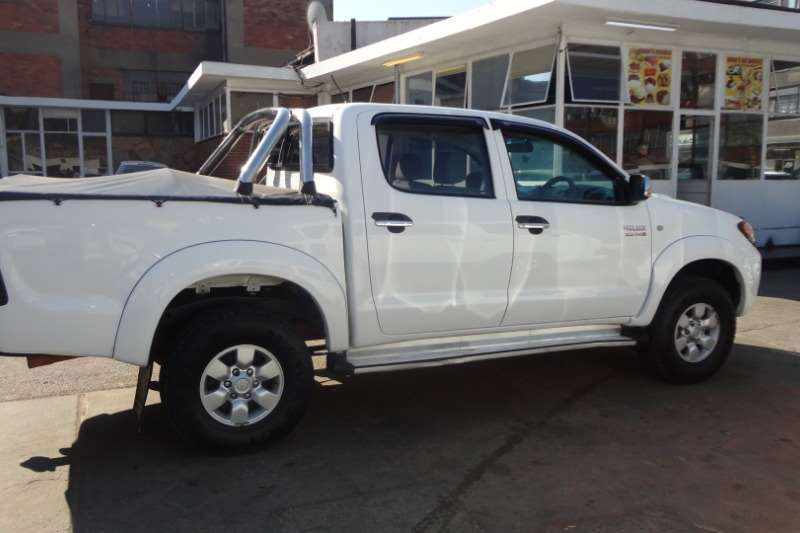 Used 2011 Toyota Hilux 2.7 double cab SRX