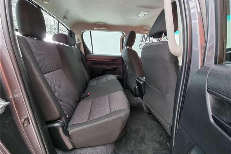 Used 2016 Toyota Hilux 2.7 double cab SRX