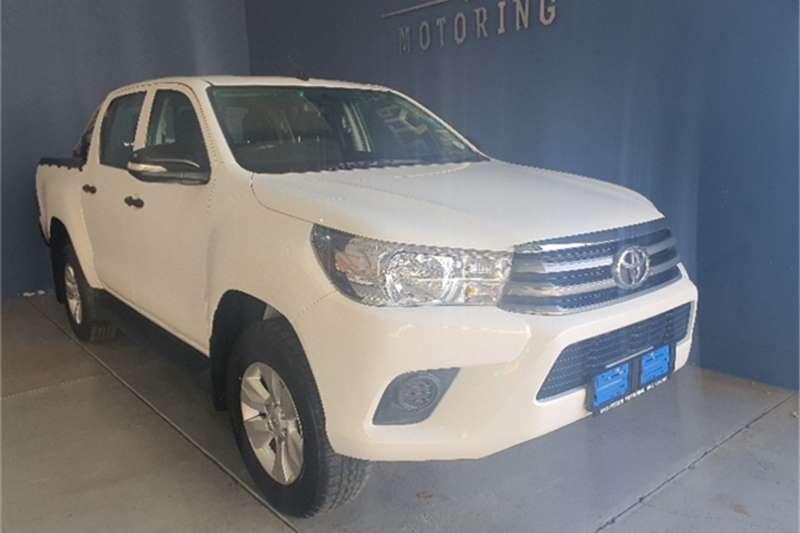 Used 2017 Toyota Hilux 2.7 double cab SRX