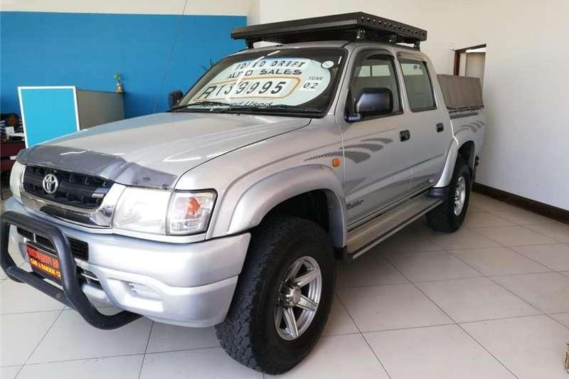 Toyota Hilux 2.7 Raider 2002