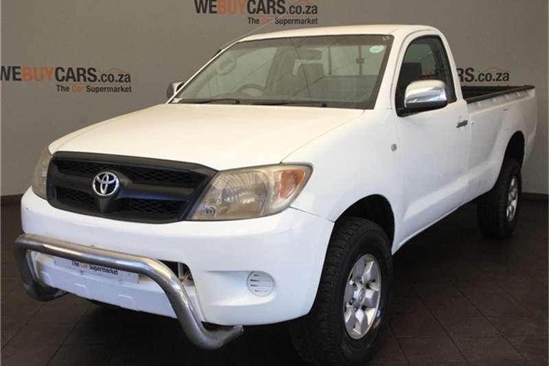 Toyota Hilux 2.7 Raider 2006