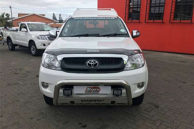 Toyota Hilux 2.7 Raider 2007