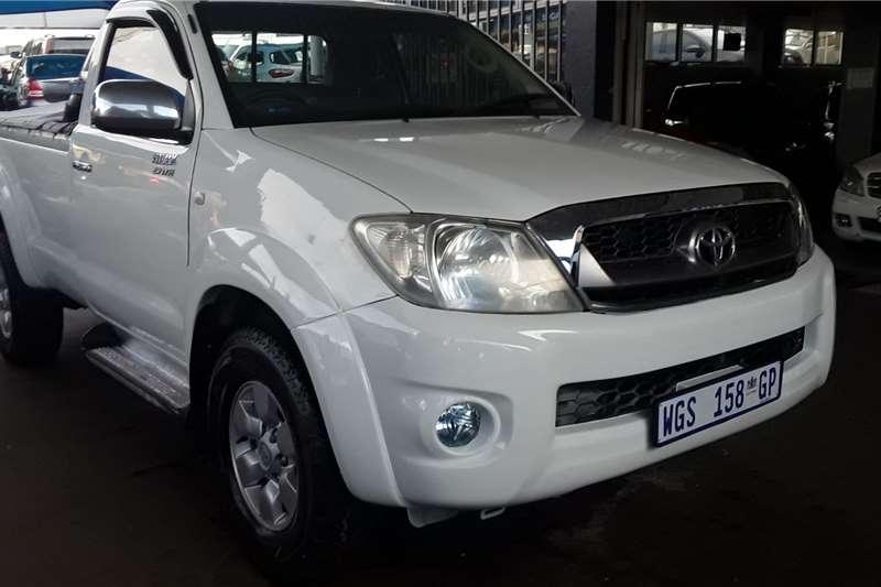 Used 2007 Toyota Hilux 2.7 Raider
