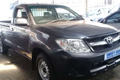 Toyota Hilux 2.7 Raider 2009