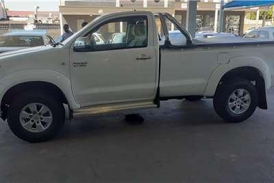 Used 2010 Toyota Hilux 2.7 Raider
