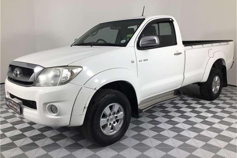 Toyota Hilux 2.7 Raider 2011