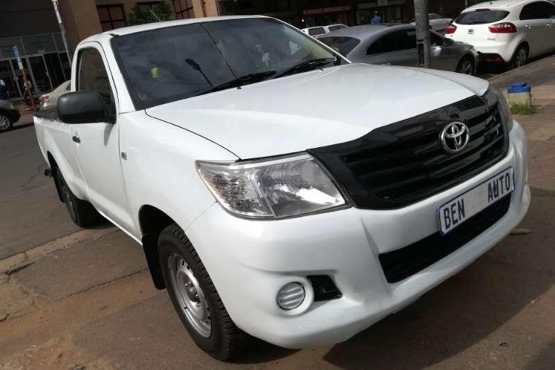 Toyota Hilux 2.7 Raider 2012