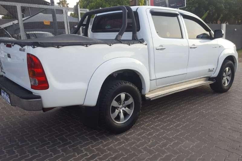 Used 2010 Toyota Hilux 2.7 Raider Dakar edition