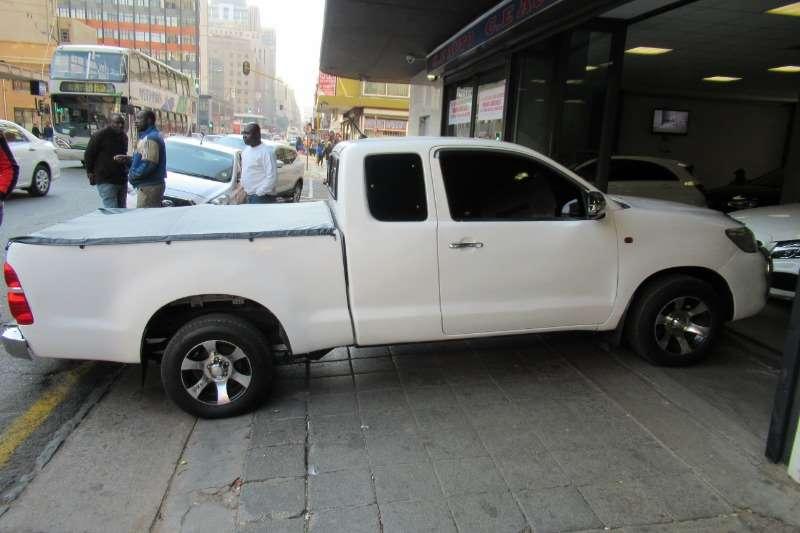 Toyota Hilux 2.7 Raider Legend 45 2013