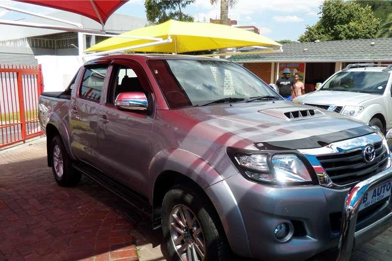 Toyota Hilux 2.7 Raider Legend 45 2015