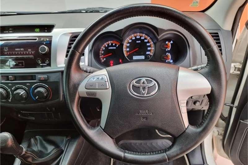 Used 2015 Toyota Hilux 2.7 Raider Legend 45