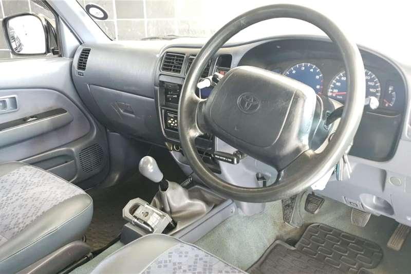 Used 2001 Toyota Hilux