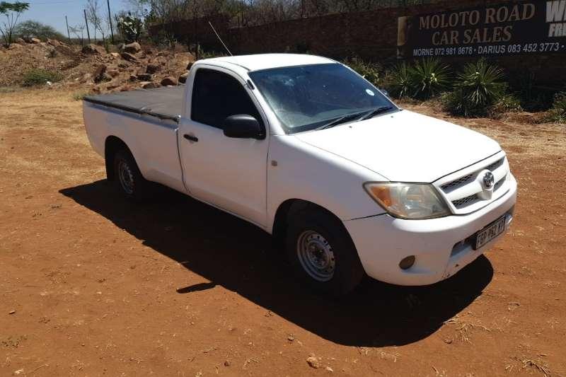 2005 Toyota Hilux 2.0 SRX