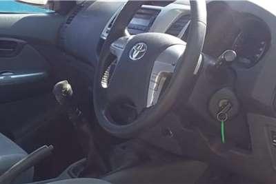 Used 2013 Toyota Hilux 2.7 SRX