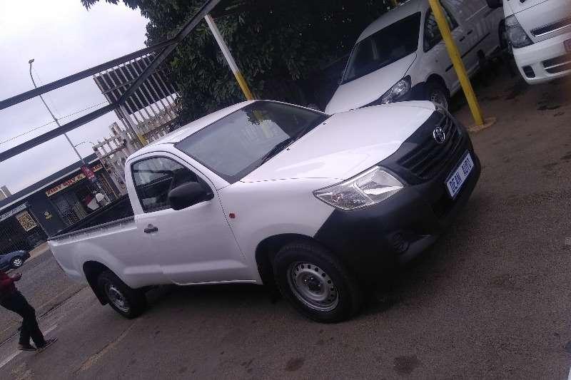 Used 2015 Toyota Hilux 2.7 SRX
