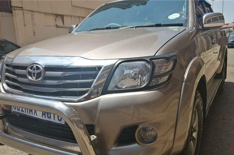 Toyota Hilux 2.7 VVTi 2009