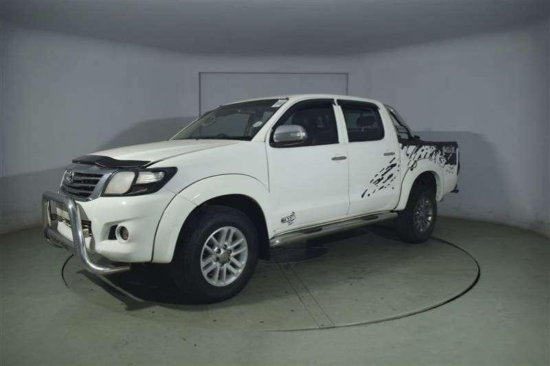 Toyota Hilux 2.7 VVTi RAIDER R/B P/U D/C 2014