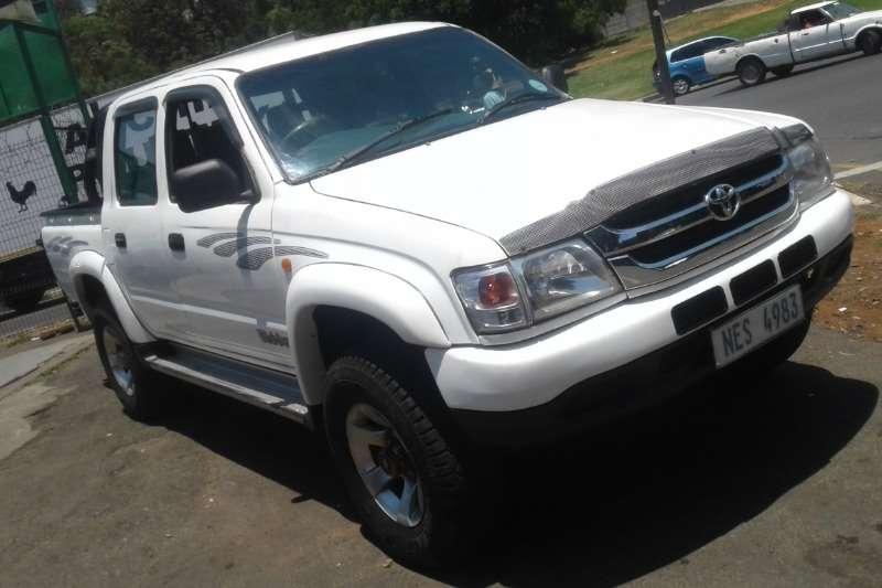 Toyota Hilux 2.7i 2002