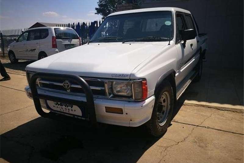 Toyota Hilux 2.8 D Raider 1998