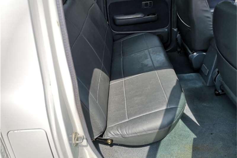 Toyota Hilux 2.8 D RAIDER P/U D/C 1998