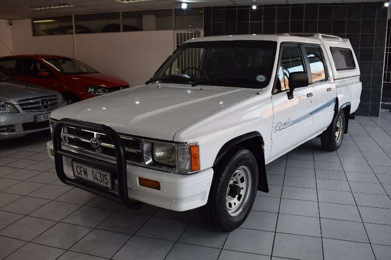 Toyota Hilux 2.8 Diesel D/C  (One owner) 1998