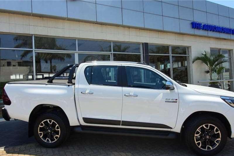 Toyota Hilux 2.8 GD 6 RB DOUBLE CAB LEGEND 50 2019