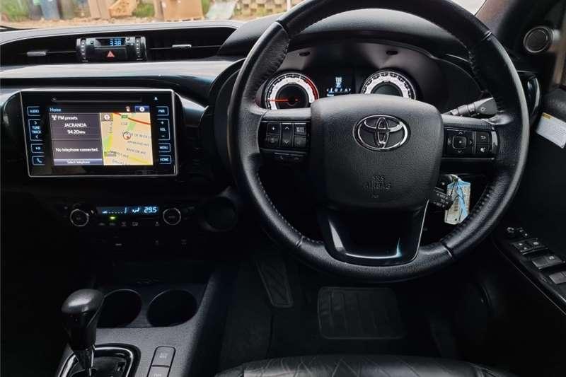 Used 2018 Toyota Hilux