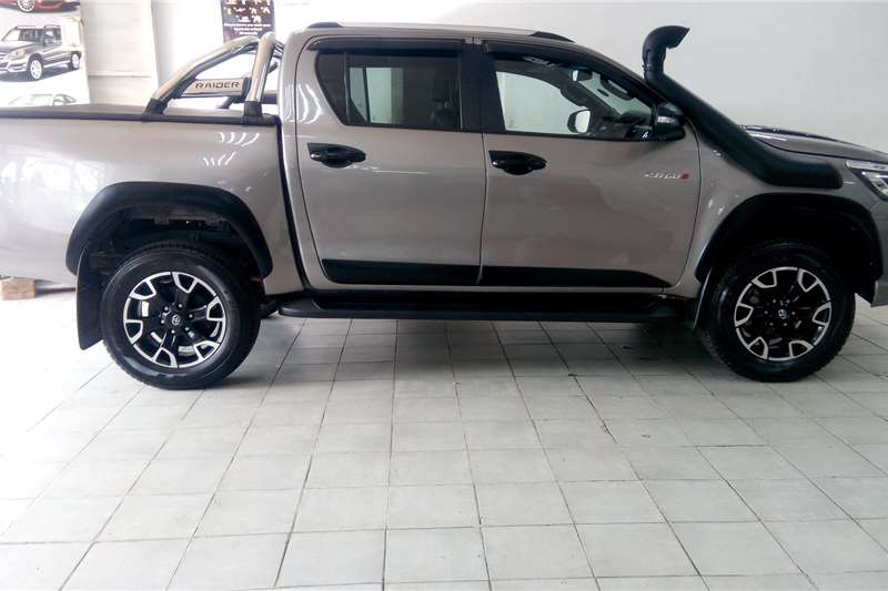 Toyota Hilux 2.8GD 6 2019