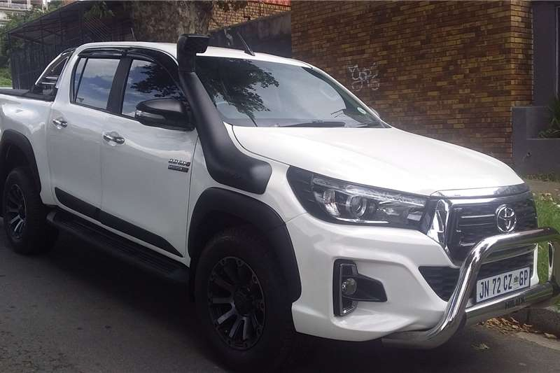 Toyota Hilux 2.8GD 6 4x2 Legend 50 2018