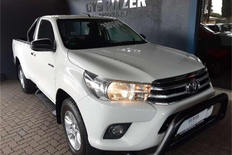 Toyota Hilux 2.8GD 6 4x4 Raider 2016