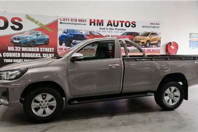 Used 2016 Toyota Hilux 2.8GD 6 4x4 Raider