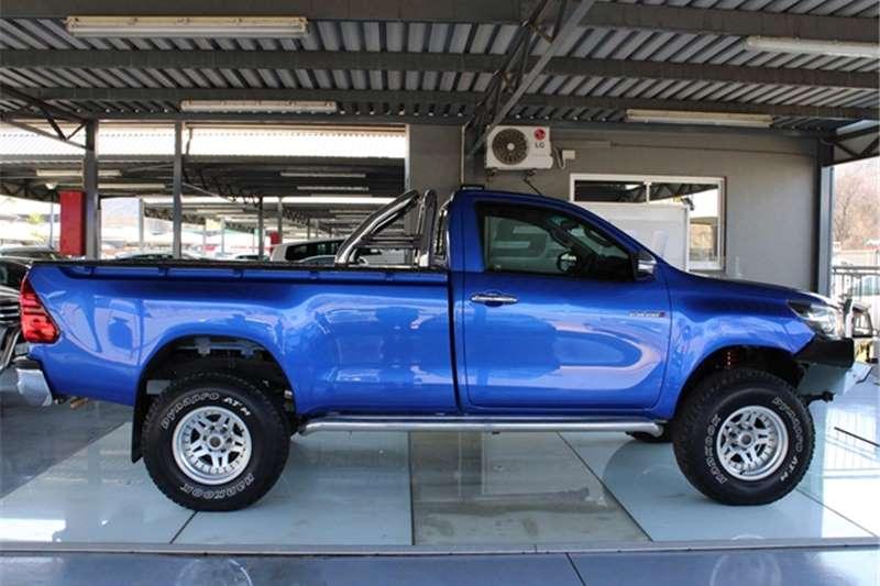 Used 2017 Toyota Hilux 2.8GD 6 4x4 Raider