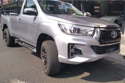 Toyota Hilux 2.8GD 6 4x4 Raider 2018