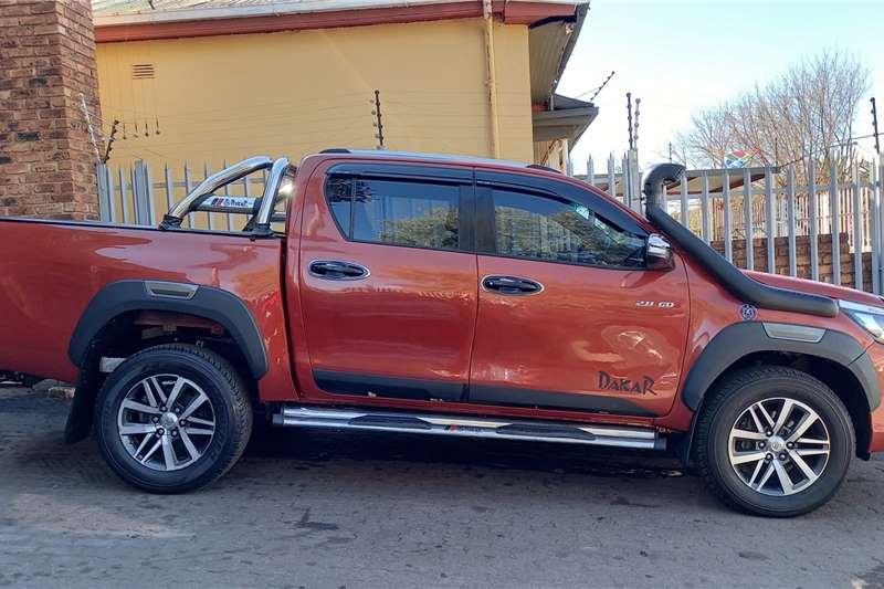 Used 2018 Toyota Hilux 2.8GD 6 4x4 Raider