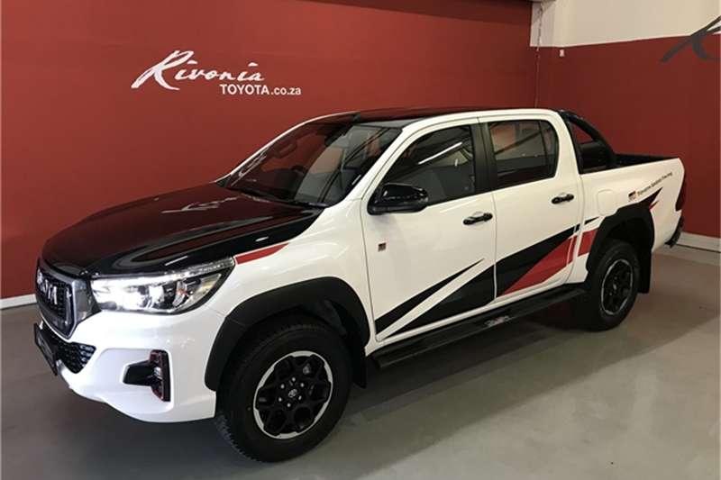 Toyota Hilux 2.8GD 6 double cab 4x4 GR S 2019