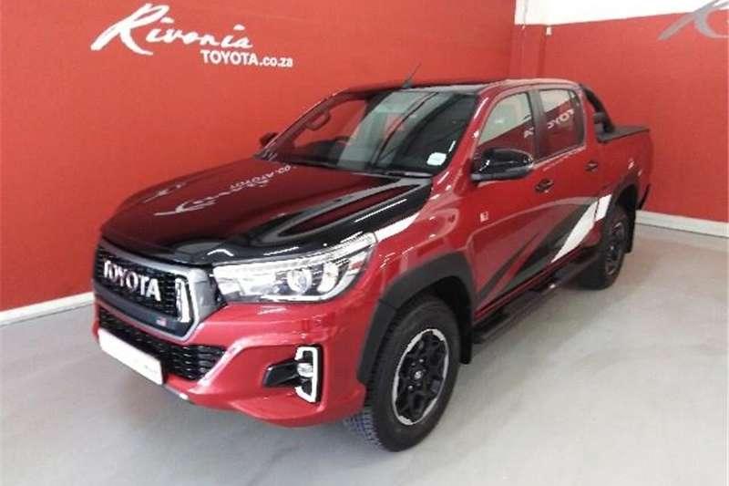Toyota Hilux 2.8GD 6 double cab 4x4 GR Sport 2019