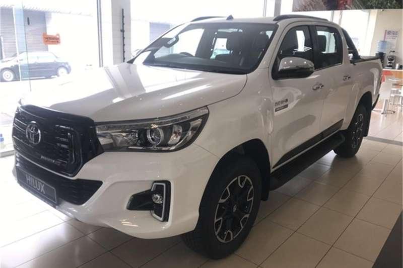 Toyota Hilux 2.8GD 6 double cab 4x4 Legend 50 2020