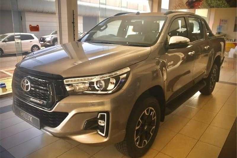 Toyota Hilux 2.8GD 6 double cab 4x4 Legend 50 auto 2019