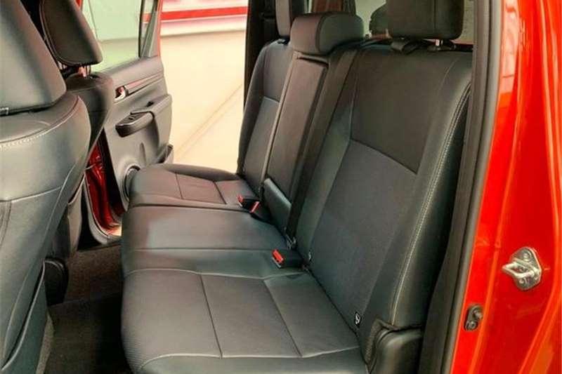 Toyota Hilux 2.8GD-6 Double Cab 4x4 Legend 50 Auto 2019