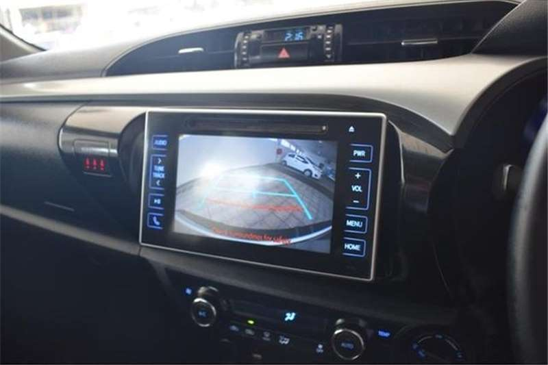 Toyota Hilux 2.8GD-6 double cab 4x4 Raider 2016