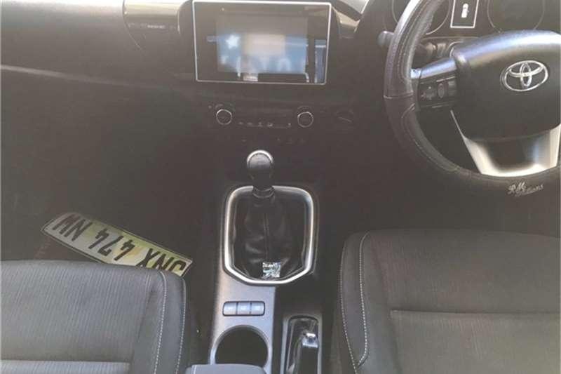 2016 Toyota Hilux Hilux 2.8GD-6 double cab 4x4 Raider