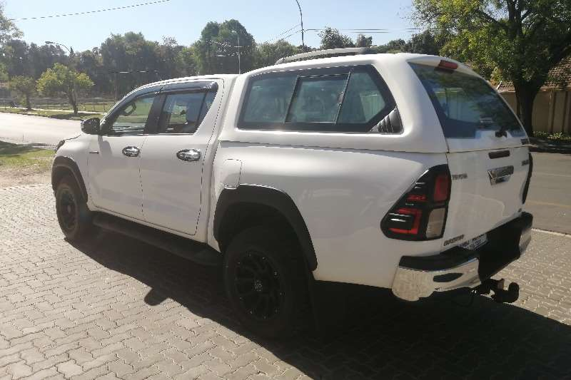 Used 2016 Toyota Hilux 2.8GD 6 double cab 4x4 Raider