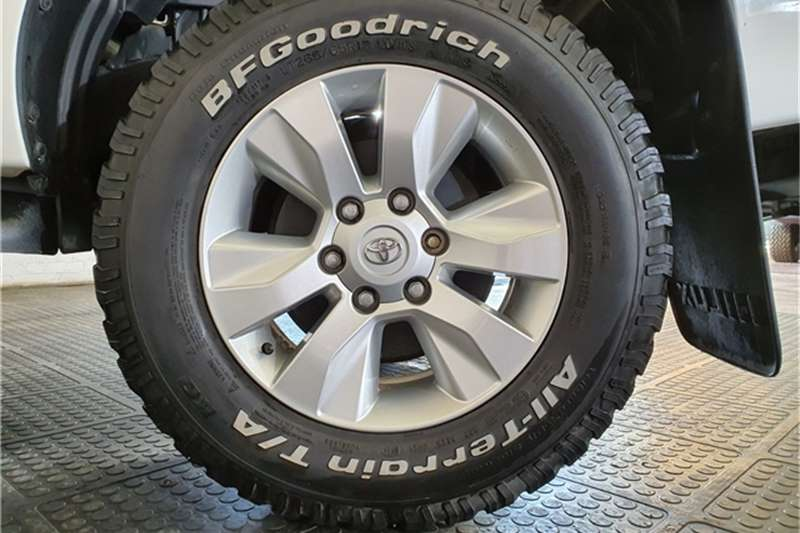 Used 2017 Toyota Hilux 2.8GD 6 double cab 4x4 Raider