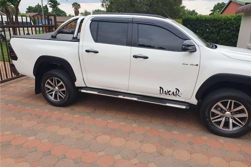 Toyota Hilux 2.8GD 6 double cab 4x4 Raider 2018