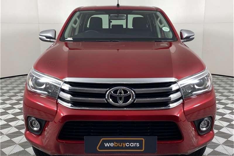 2018 Toyota Hilux Hilux 2.8GD-6 double cab 4x4 Raider