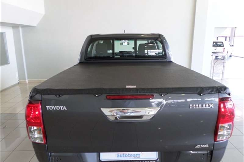 Toyota Hilux 2.8GD-6 double cab 4x4 Raider auto 2016