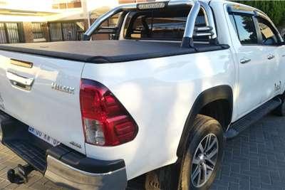 Toyota Hilux 2.8GD 6 double cab 4x4 Raider auto 2016