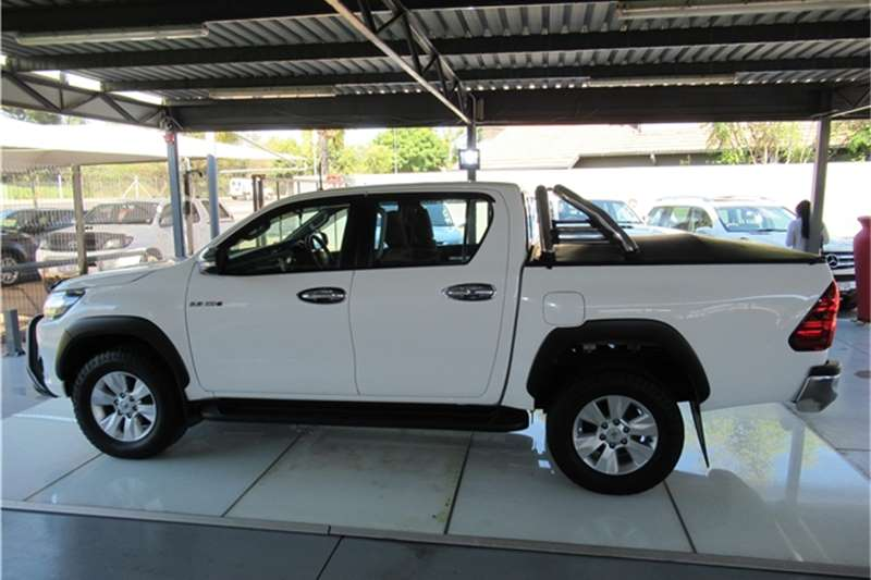 Used 2017 Toyota Hilux 2.8GD 6 double cab 4x4 Raider auto